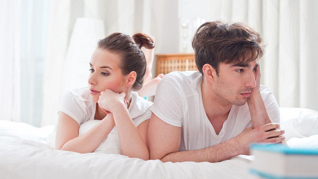 Kuscheln nach dem Sex? Fehlanzeige