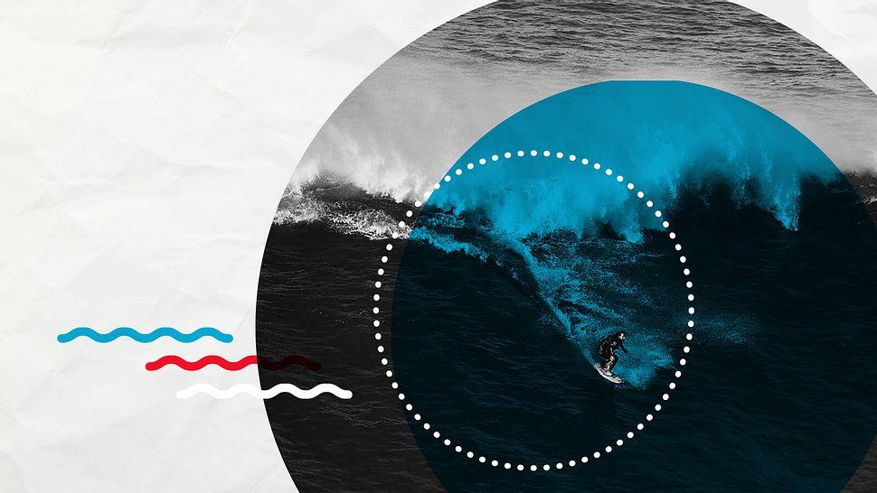 Weltrekord: Surfer bezwingt größte Welle aller Zeiten