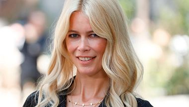 Claudia Schiffer: Busenblitzer-Foto macht Fans verrückt