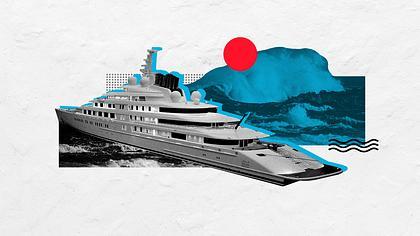 Die teuerste Yacht der Welt