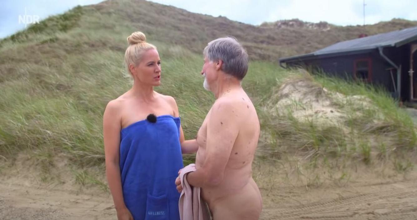 Nackt tagesschau sprecherin Susanne Daubner