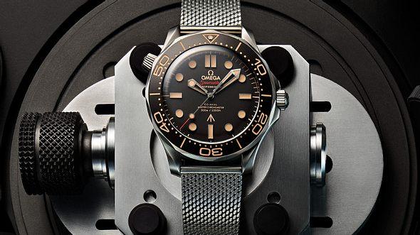 Alle Bond-Uhren der letzten 25 Jahre
