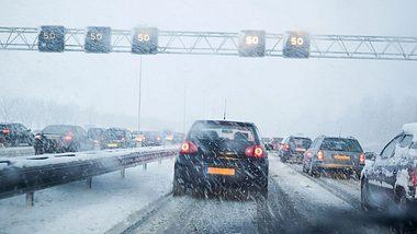 Wetter-Chaos: Schnee und Glätte! Jetzt schlägt der Winter brutal zu