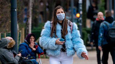 Coronapandemie: Erste deutsche Stadt führt Mundschutzpflicht ein