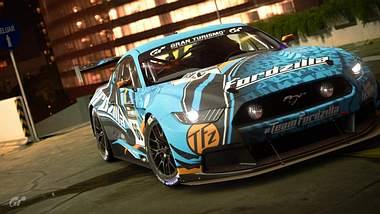 Fordzilla: Autobauer Ford steigt mit virtuellem Rennwagen ins e-Gaming ein