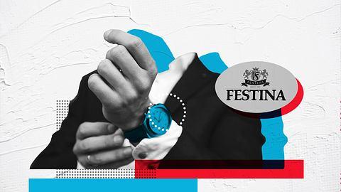 Festina-Herrenuhr: Für Männer mit Stil