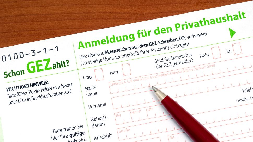 GEZ-Erhöhung: Kommission nennt konkrete Zahlen