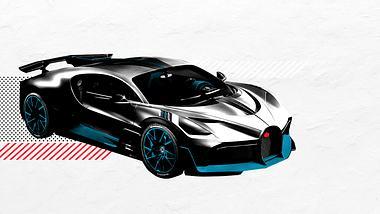 Bugatti Divo: Neuer Supersportwagen mit 1.500 PS
