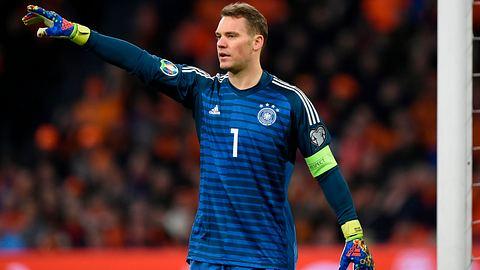 Riesenaufregung um Manuel Neuer: Nationaltorwart singt Lied von Skandal-Band