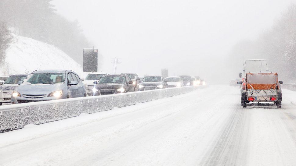 Winter-Wahnsinn! Kurz vorm Wochenende droht Deutschland das Mega-Schneechaos