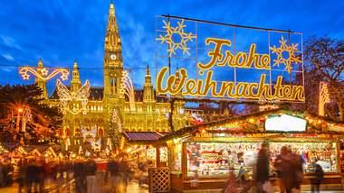 Weihnachtsmärkte 2019: Alle Weihnachtsmärkte in Deutschland