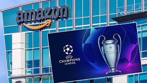 Amazon sichert sich Champions-League-Rechte