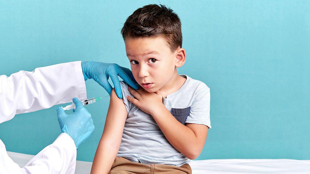Kein Kindergeld für Eltern, die ihre Kinder nicht impfen lassen
