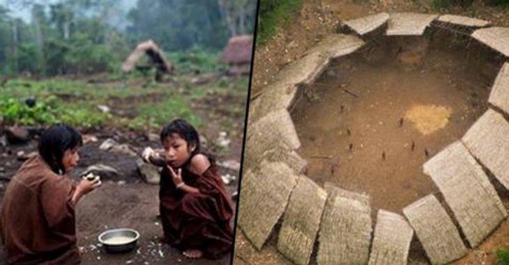 Allein in Brasiliens Amazonas-Gebiet soll es über 100 indigene Stämme geben
