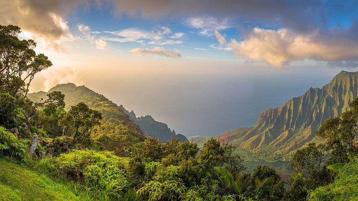 Die Insel Kauai, Hawaii