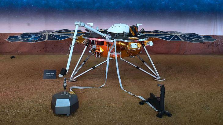 """""""InSight Lander"""" der NASA"""