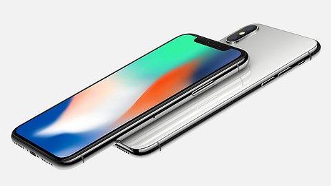 iphone X: Das ist Apples neues Luxus-Smartphone - Foto: Apple