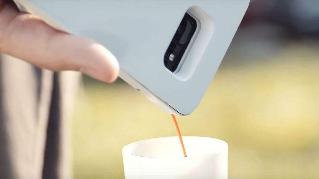 Mokase: Diese Handyhülle verwandelt dein Smartphone in eine Espresso-Maschine