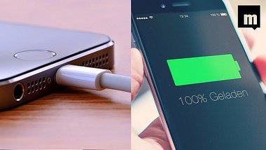 Was kostet es dich eigentlich, dein iphone aufzuladen? - Foto: istockphoto / Montage: Männersache