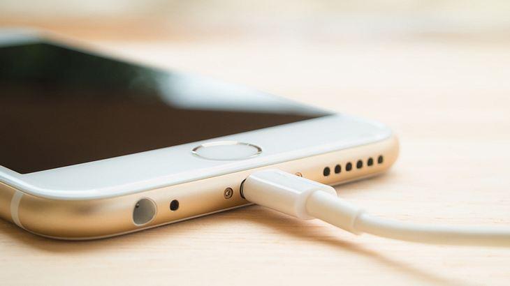 iPhone Ladegeräte können tödlich sein