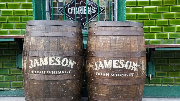 Irish Whiskey: Milde Spirituose mit langer Tradition