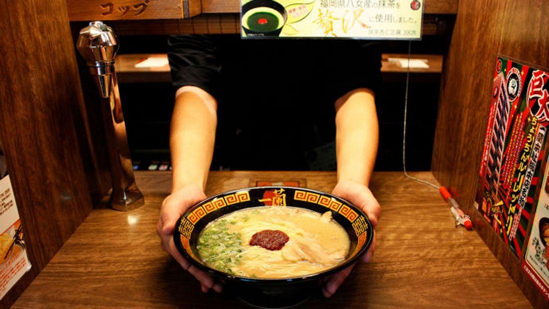 Ichiran Ramen: Das erste Restaurant für Menschhasser