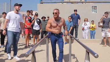 Prank: Falscher Conor McGregor begeistert Fans