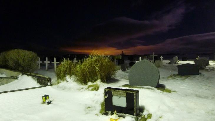 In Island gelten für verstorbene Touristen spezielle Gesetze und Rituale