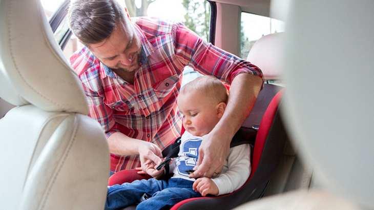 Isofix Kindersitz