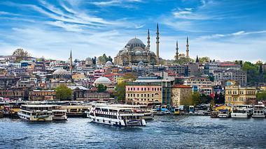 Diese 5 Sehenswürdigkeiten in Istanbul sind ein Muss