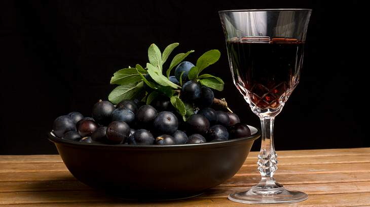 Вино из терновника в домашних условиях простой рецепт