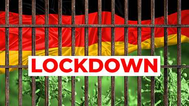 Lockdown-Hinweis - Foto: iStock/Gilnature