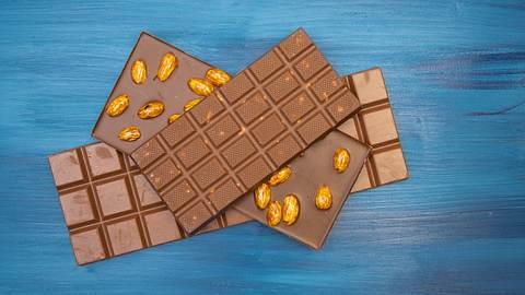 Tafel Schokolade - Foto: iStock / Epiximages