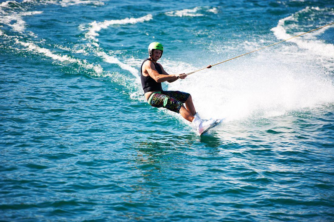 Wakeboard Helm - Wassersport - Wake Boarding
