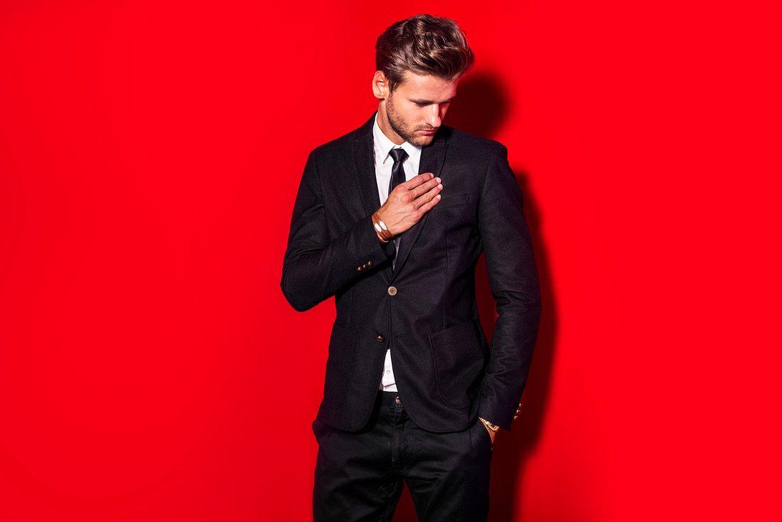 Kein Gentleman ohne Einstecktuch?