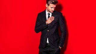Kein Gentleman ohne Einstecktuch? - Foto: iStock / dor-riss