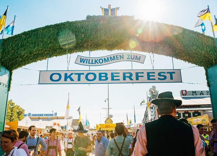Countdown zum Oktoberfest 2019