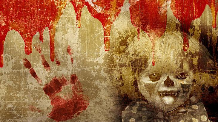 Diese Horror-Puppe sorgt für Angst und Schrecken