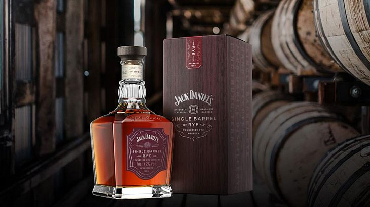 JACK DANIEL'S Single Barrel Rye – Der neue, vollmundige Roggenwhiskey