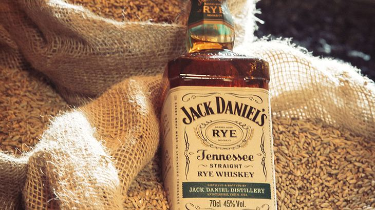 "Mit Jack Rye kehrt Jack Daniel's ""Back to the Roots"""