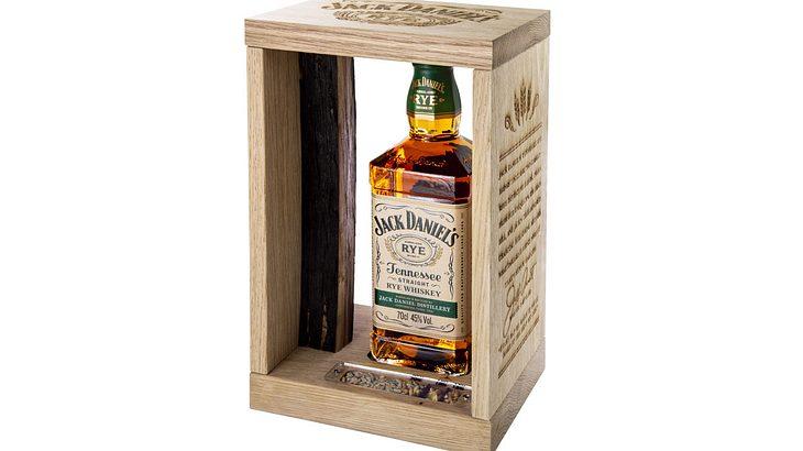 Jack Rye - Der neue Roggenwhiskey von Jack Daniel's