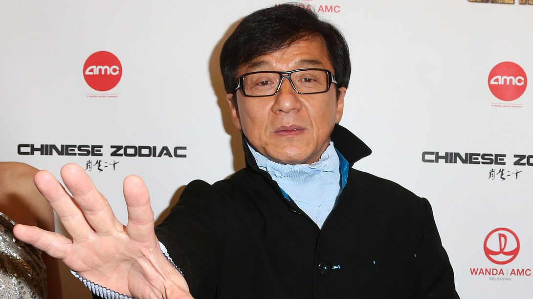 Jackie Chan - Foto: Getty Images / Frederick M. Brown