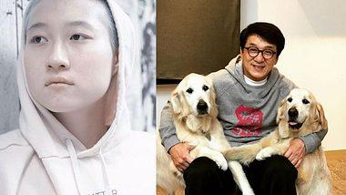 Jackie Chan und seine Tochter Etta Ng - Foto: Instagram / stolenmilktea, jackiechan