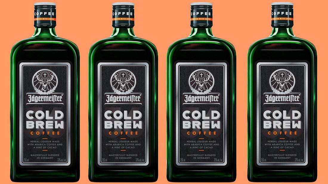 Jägermeister Cold Brew Coffee