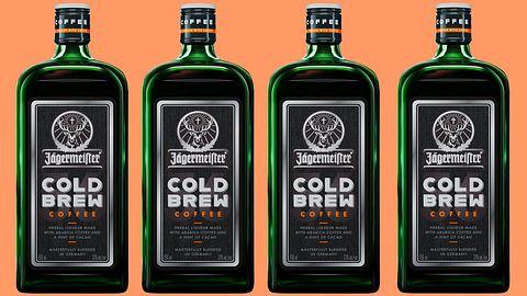 Cold Brew Coffee: Jägermeister jetzt auch mit Kaffee und Kakao