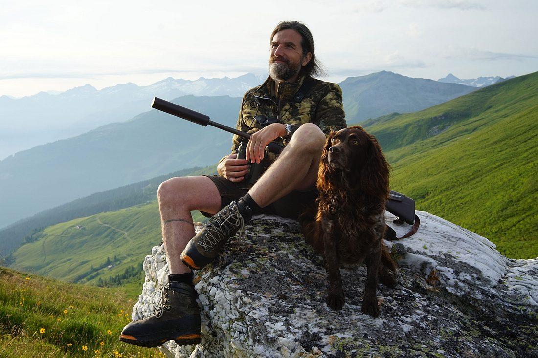 Jägerleben auf DMAX