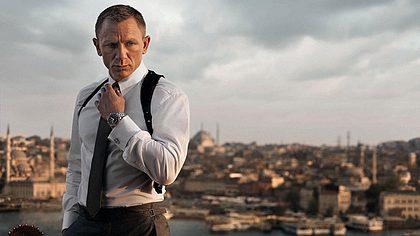 Daniel Craig als James Bond in Skyfall - Foto: MGM