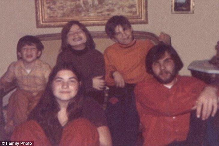 Die Familie von Amityville-Mörder James DeFeo