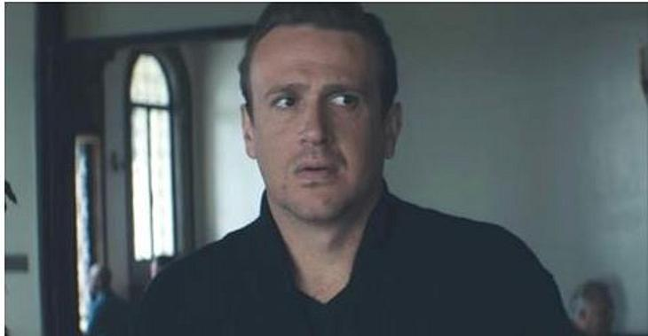"Jason Segel (""How I Met Your Mother"") in dem neuen Netflix-Film ""The Discovery"")"