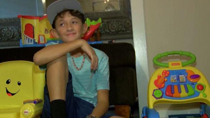 Wahnsinn: Dieser 10-Jährige rettet seiner Mutter und seinem Bruder das Leben